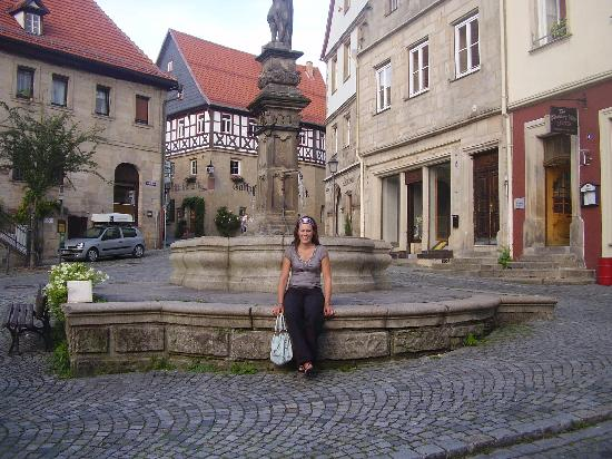 Old town of Kronach