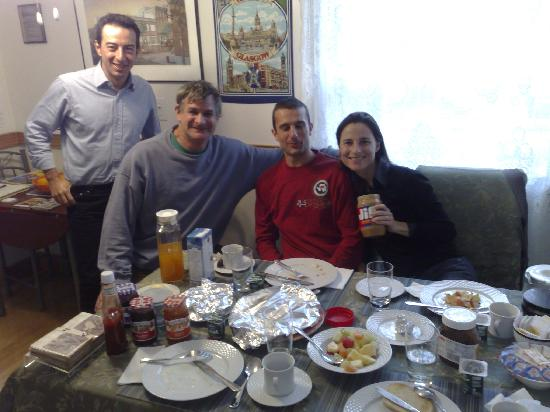 Jersey City Bed & Breakfast: la colazione con lonnie!