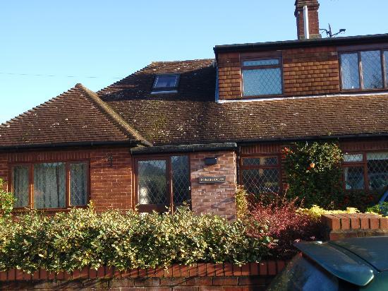 Flackwell Heath, UK: Longforgan B & B in the October sunshine