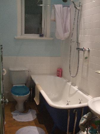 AJEM Self Catering : Bathroom
