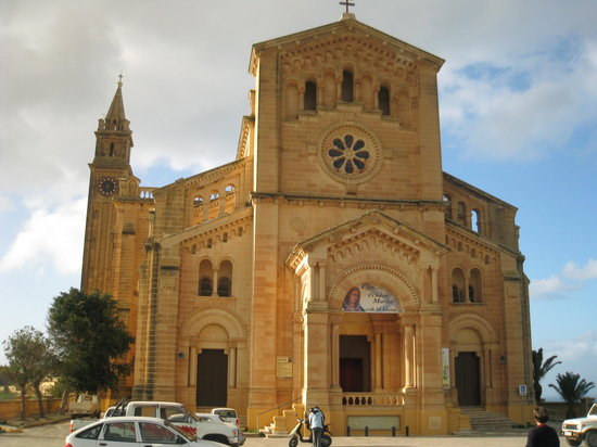 Gharb, Μάλτα: Ta'Pinu Church