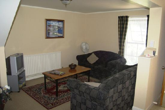 Victoria Lodge: Lounge