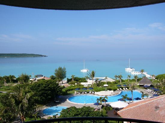 Miyakojima Tokyu Hotel & Resorts : 宮古島東急リゾート 部屋からの眺め