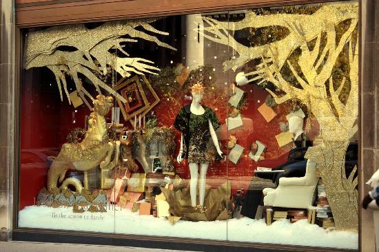 Rue Sherbrooke: Window Display