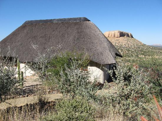 Vingerklip Lodge: Doppelhaus