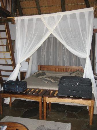 Vingerklip Lodge: Schlafbereich