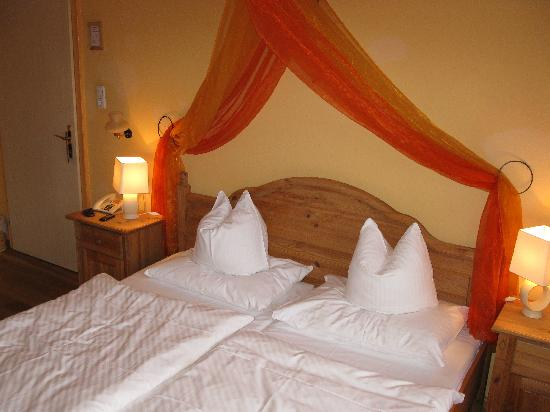 Hotel Villa Licht: The room