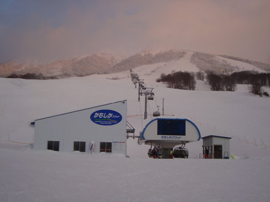 Tazawako Ski Resort