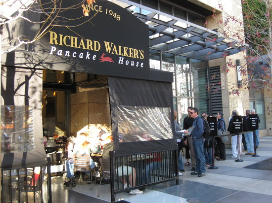 Richard Walker's Pancake House Picture