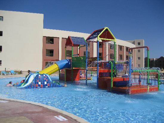 Tirana Aqua Park Resort: Kids pool