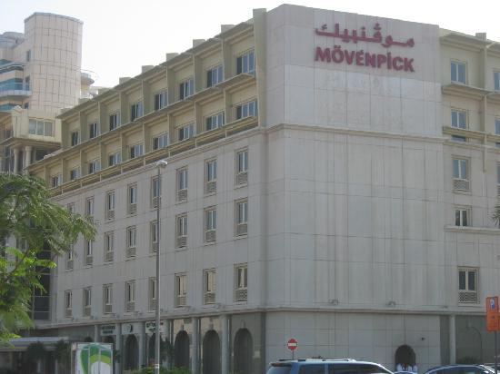 Movenpick Hotel & Apartments Bur Dubai: l'hotel