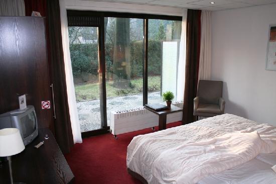 De Lunterse Boer Hotel Restaurant : Our room