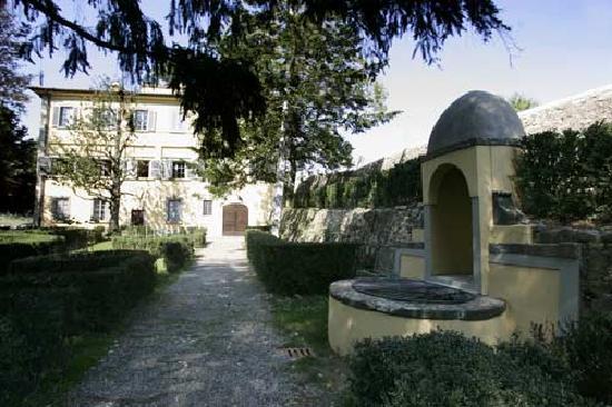 Serravalle Pistoiese, Italy: vista dal parco
