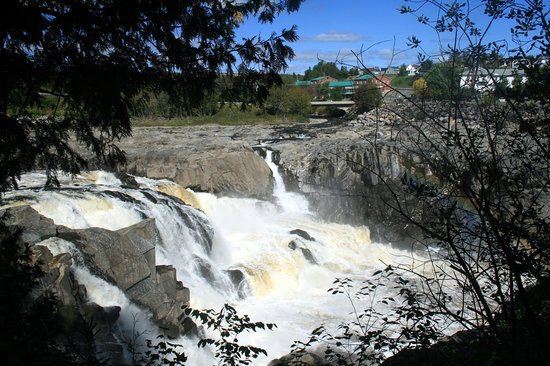 Grand Falls Gorge: Falls #5