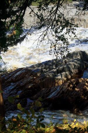 Grand Falls, Canadá: Falls #7