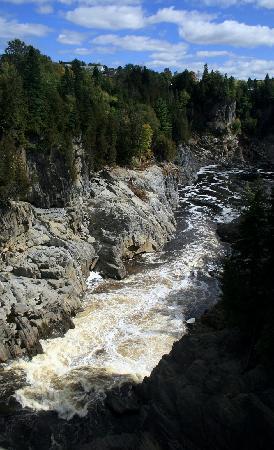 Grand Falls Gorge: Gorge #1
