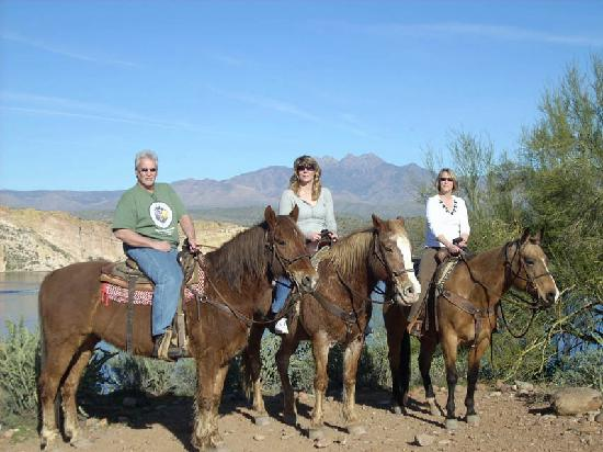 Saguaro Lake Guest Ranch-bild