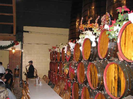 San Antonio Winery - Los Angeles: Christmas