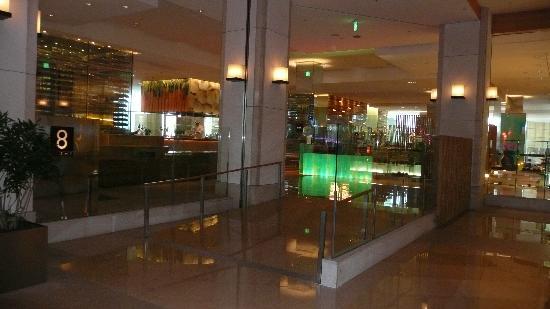 Grand Hyatt Incheon : Hotelhalle