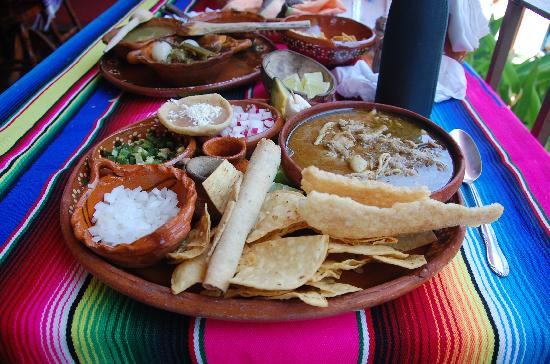 Tamales y Atoles Any (Restaurantes Mexicanos Any): Posole....