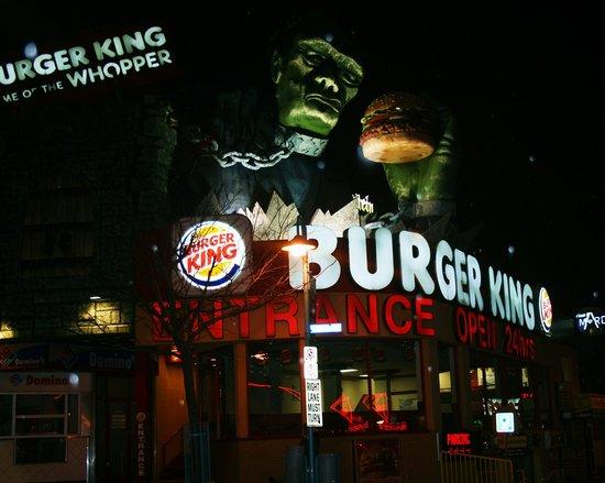 Burger King : Frankenburgers