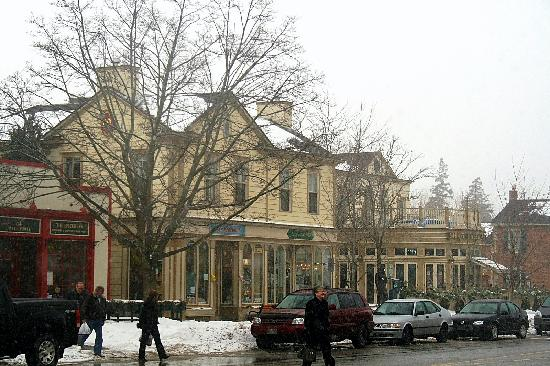 Niagara-on-the-Lake, Canada: Snowy Day