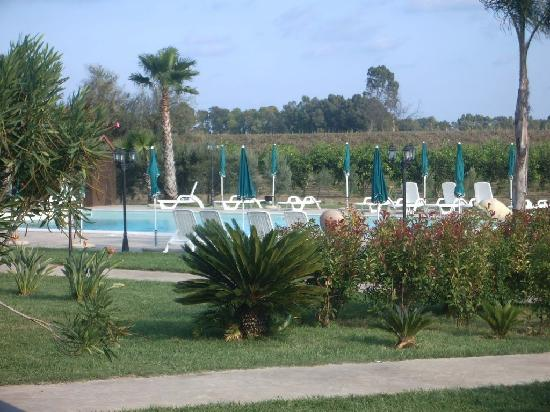 Carlentini, Italien: Grounds