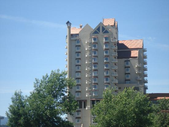 Coeur d'Alene, ID: hotel