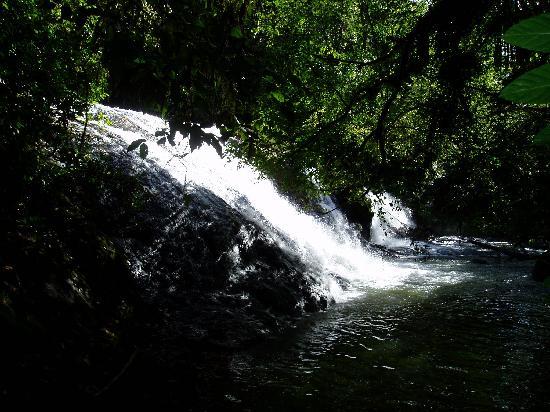 Palau: ガスパンの滝