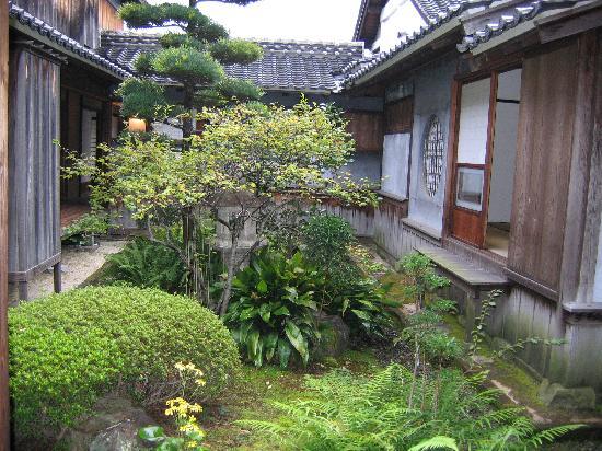 Superior Former Hosokawa Mansion: Inner Garden, Hosokawa Mansion.