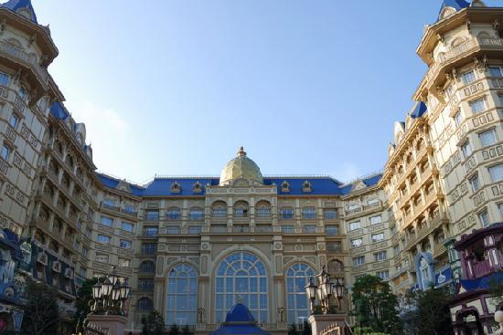 Tokyo Disneyland Hotel: ホテル ディズニーランド側