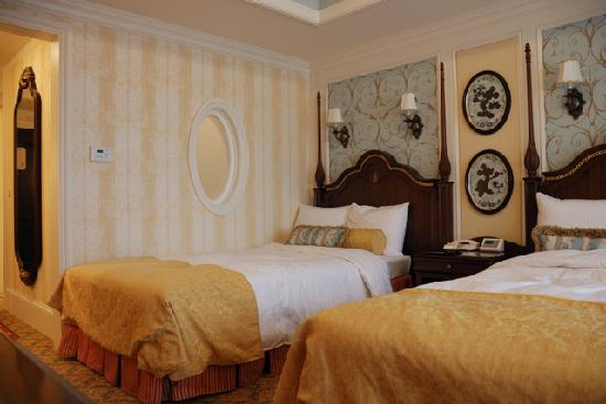 Tokyo Disneyland Hotel: お部屋