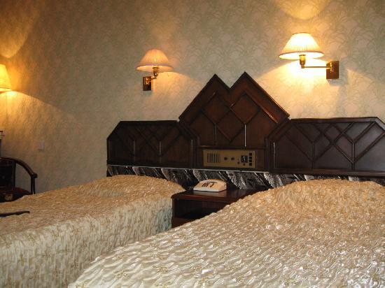 Bukhara Palace Hotel: La nostra stanza