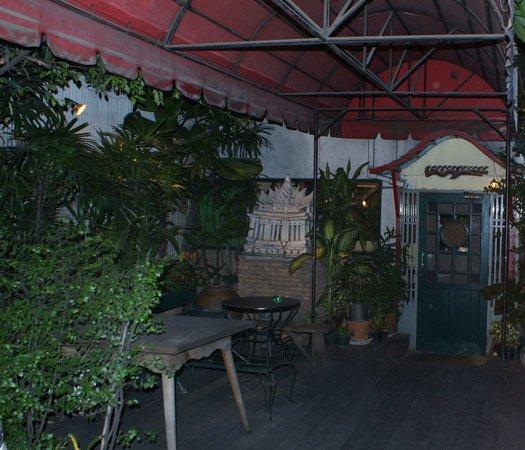 Lemongrass : Entrance
