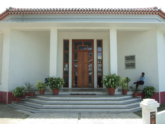 Dili, Østtimor: The Archives & Museum of East Timorese Resistance.