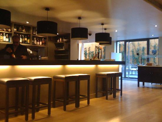 Gallery hotel bar picture of gallery hotel barcelona tripadvisor - Picture of bar ...