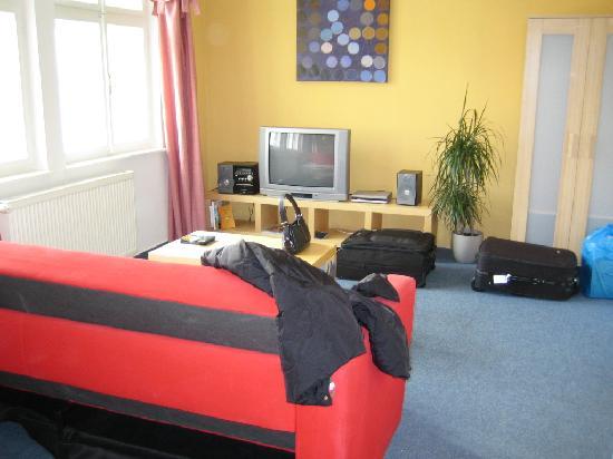 Hotel Apartments Wenceslas Square: apartment