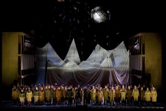 The Metropolitan Opera: Dr. Atomico Metropolitan Opera House