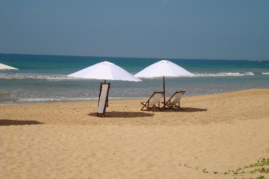 Casa Siena: The gorgous quiet beach