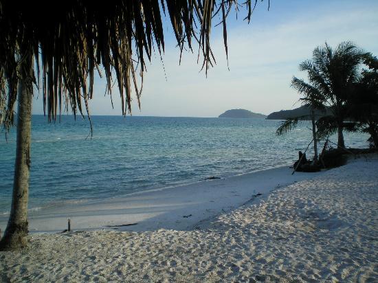 Becko Jacks Resort: beautiful bai sao beach