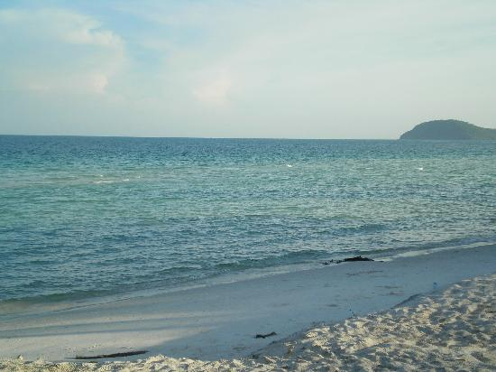 Becko Jacks Resort: bai sao beach