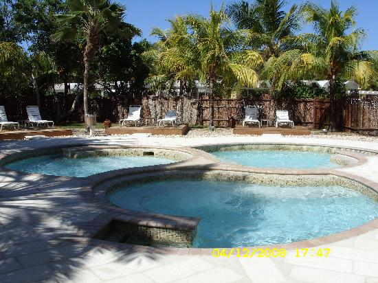 Laguna Mar: Jacuzzi - relax in pure peaceful surroundings - OVER 18 only
