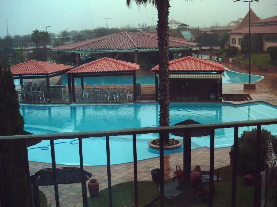 O Alambique de Ouro Hotel Resort & Spa: vue de la chambre
