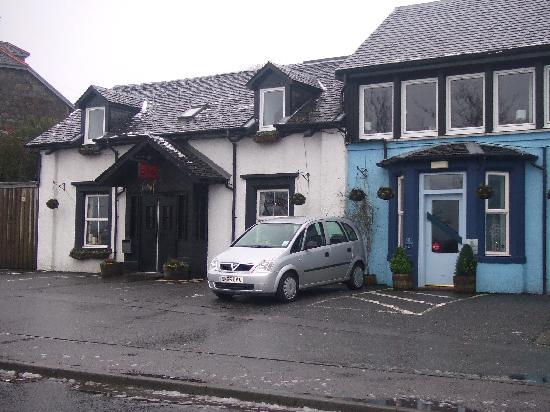 Oyster Inn: The Hotel