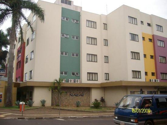 Nadai Confort Hotel & SPA: fachada del hotel