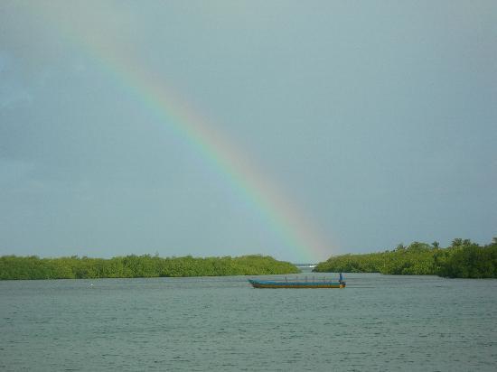 Yandup Island Lodge: Arco Iris