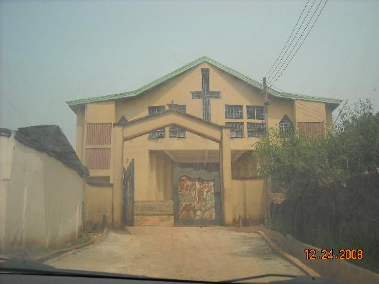 Nigeria: St. Luke's Catholic Church, Ekwulumili