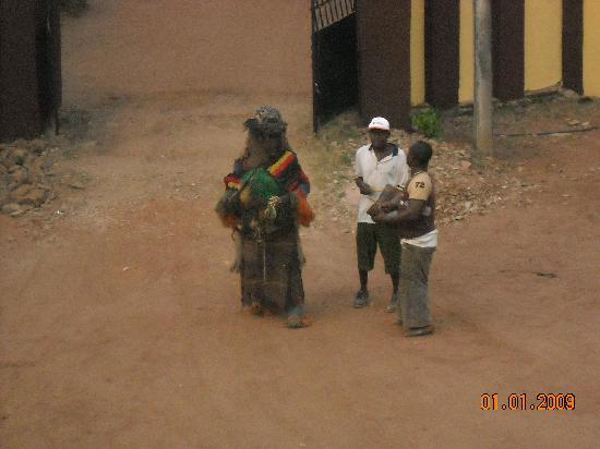 نيجيريا: Masquerade