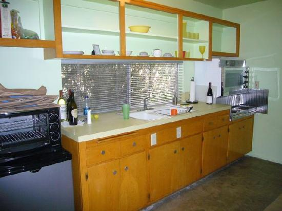 Hope Springs private kitchen