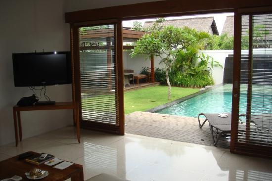 The Samaya Bali Seminyak: Courtyard View